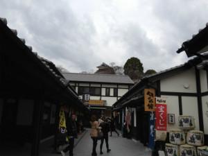 熊本城の城下町風のお土産処! 雰囲気抜群でお勧め!