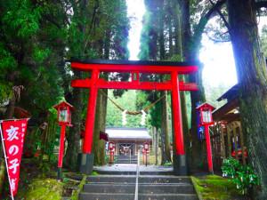 九州一周中!! 3月23日 土砂降りでしばし急速 日当山〜妙見〜霧島
