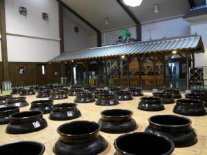 無料で焼酎が飲め、無料で鹿児島の焼酎の歴史、作り方が丸わかり!! 鹿児島県-松鳴館