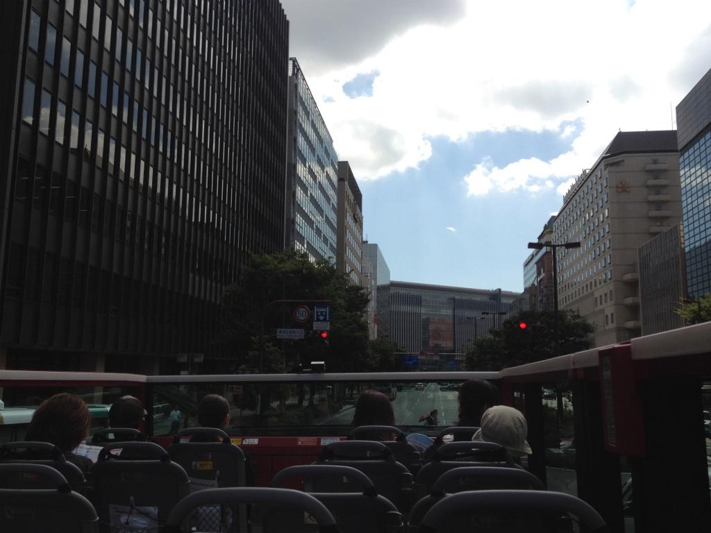 オープントップバス6