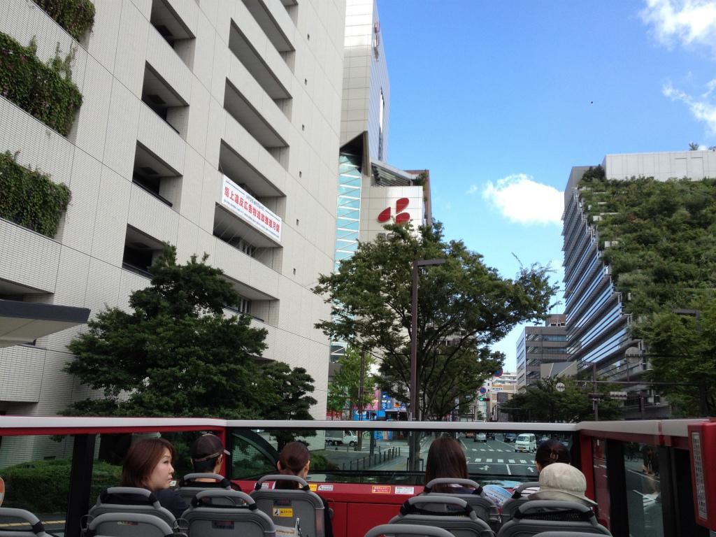 オープントップバス1