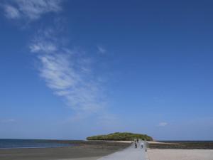 海岸線に突如として現れる美しき神社~宮崎-青島神社