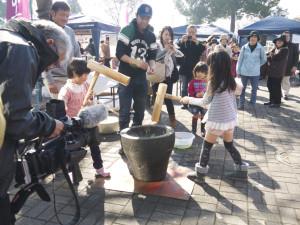 スイカの名産地で毎月開催される人気の朝一!Uekiもんマルシェ