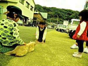 相島(新宮町)で開催!!春フェスタ
