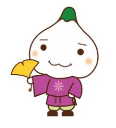 水巻公式マスコットキャラクター【みずまろ】が完成!!