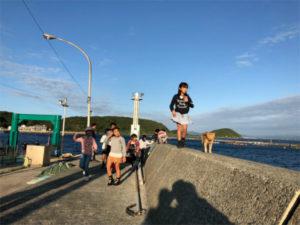 相島で漁村留学が開始!!小学校5名から一気に増加!!